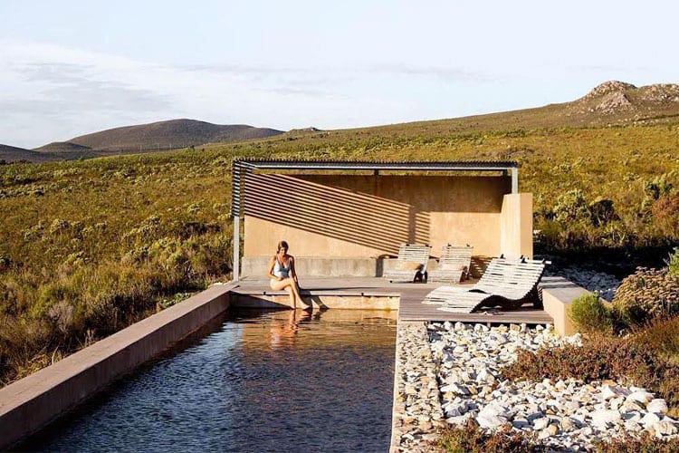 Weekend Getaways Cape Town: Farm 215 Pool