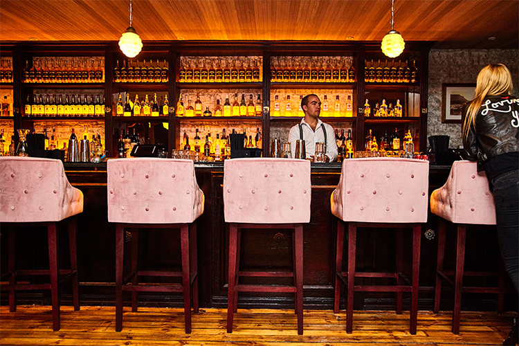 Harringtons Cocktail Lounge Bars in Cape Town