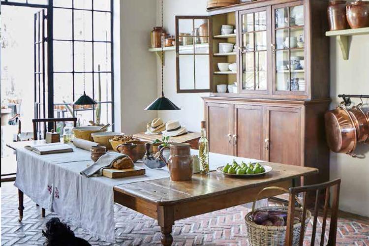 Weekend Getaways Cape Town: Jonkmanshof Kitchen