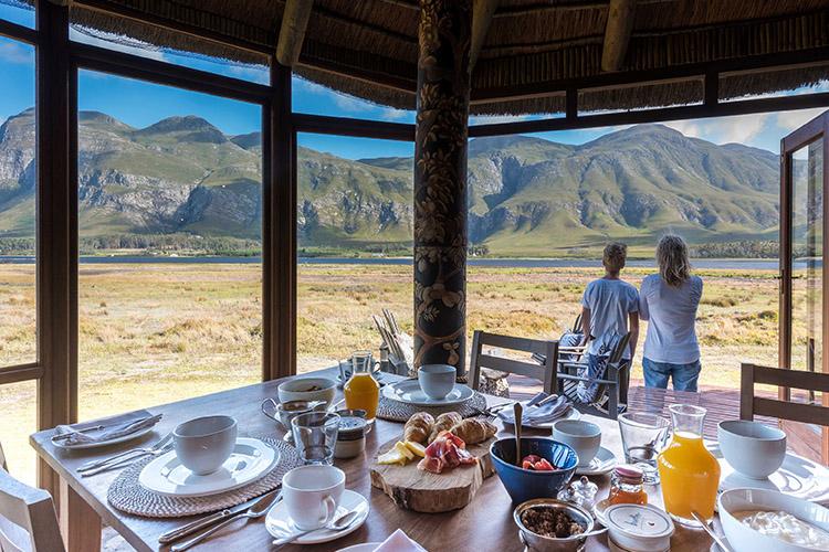 Weekend Getaways Cape Town: Mosaic Lagoon Lodge Breakfast