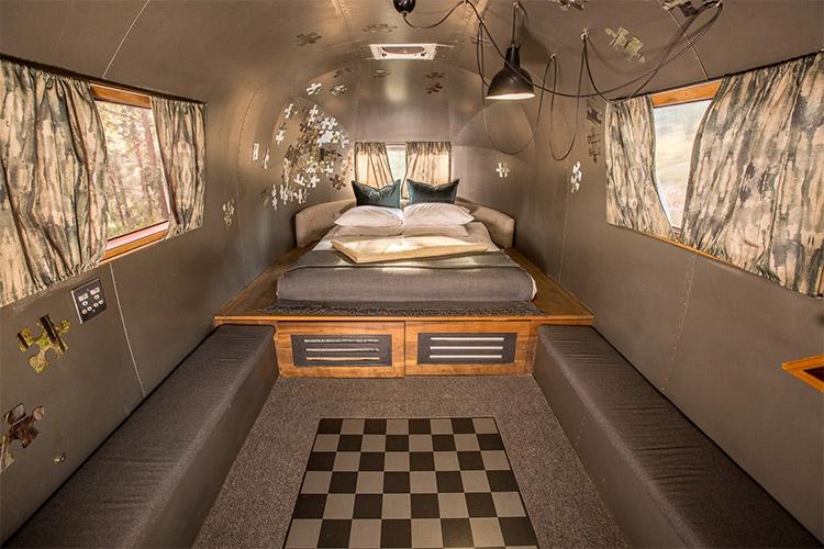 Weekend Getaways Cape Town: Old Mac Daddy Bedroom
