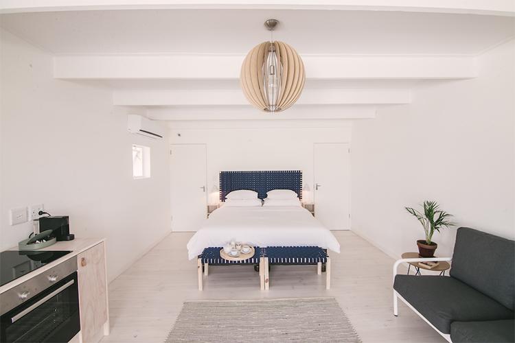 Weekend Getaways Cape Town: Shiraz Estate Bedroom