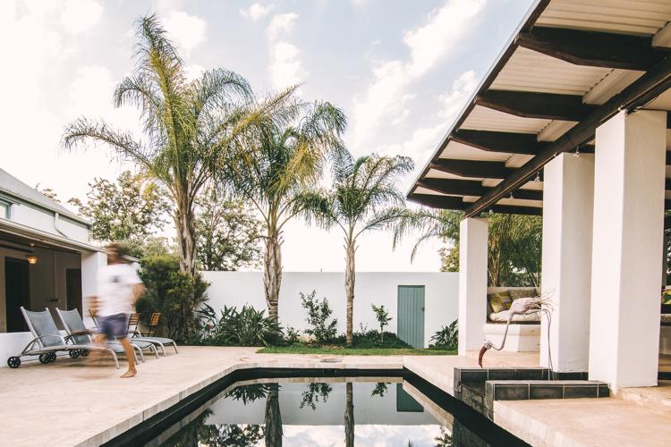 Weekend Getaways Cape Town: Shiraz Estate Pool