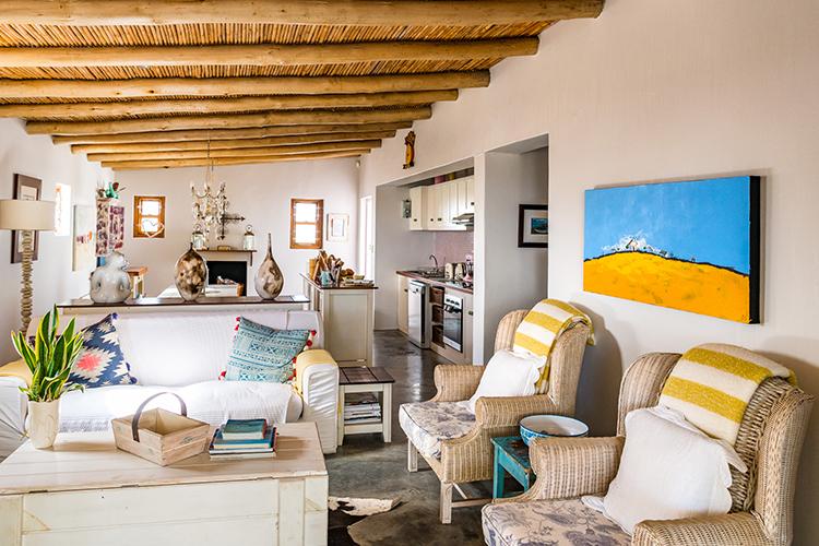 Weekend Getaways Cape Town: Sugar Shack Interior
