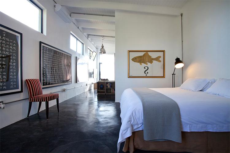 Weekend Getaways Cape Town: Sugarbird Manor Bedroom