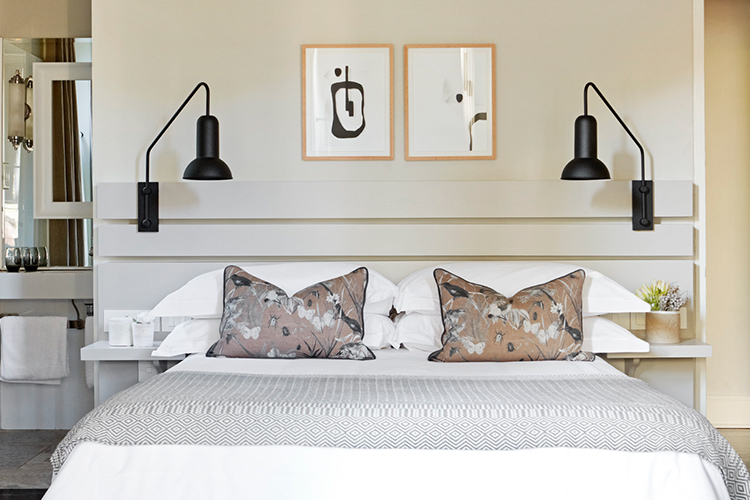 Weekend Getaways Cape Town: The Robertson Small Hotel Bedroom