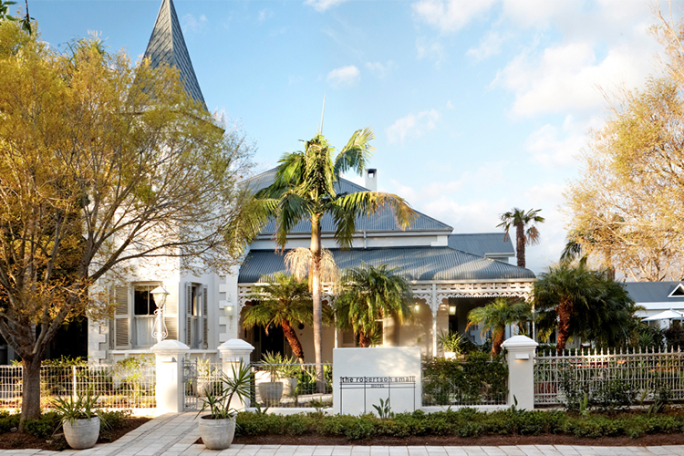 Weekend Getaways Cape Town: The Robertson Small Hotel