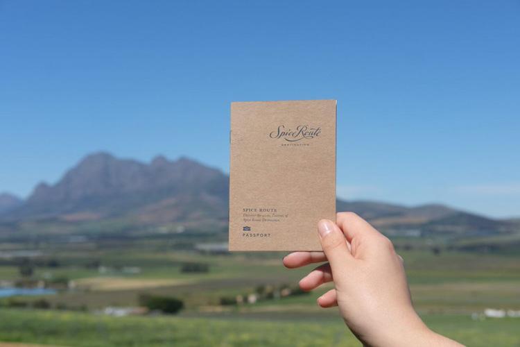 Spice Route Tasting Passport