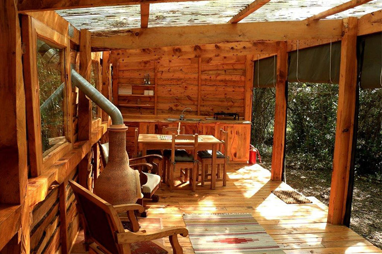 Secluded Getaways in The Cape: Bushbuck Suite at Platbos Forest Living RoomSecluded Getaways in The Cape: Bushbuck Suite at Platbos Forest Living Room