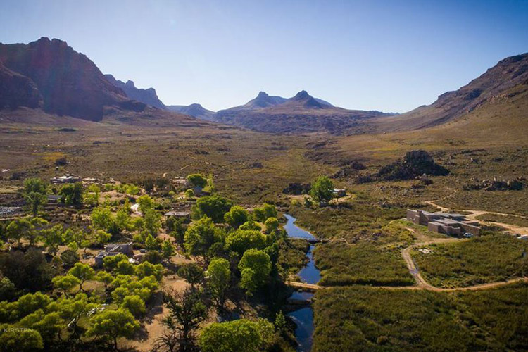 Secluded Getaways in The Cape: Cederberg Park Setting