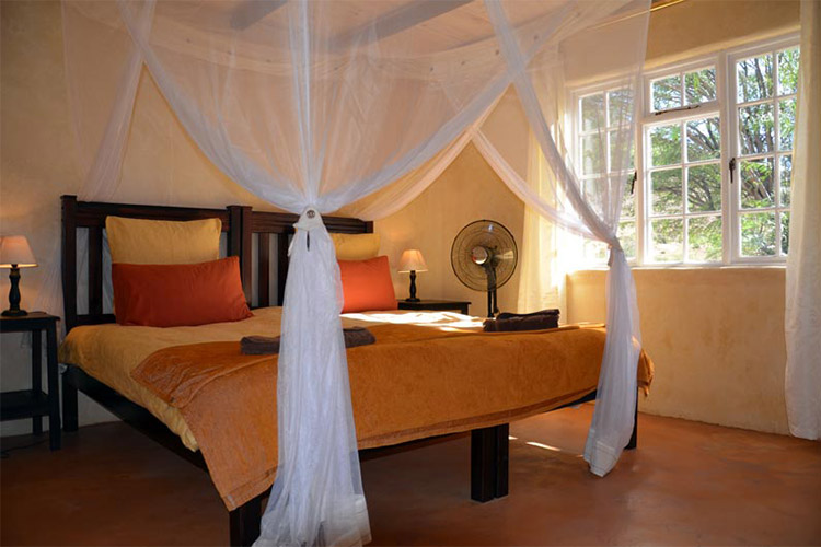 Secluded Getaways in The Cape: Enjo Nature Farm Bedroom