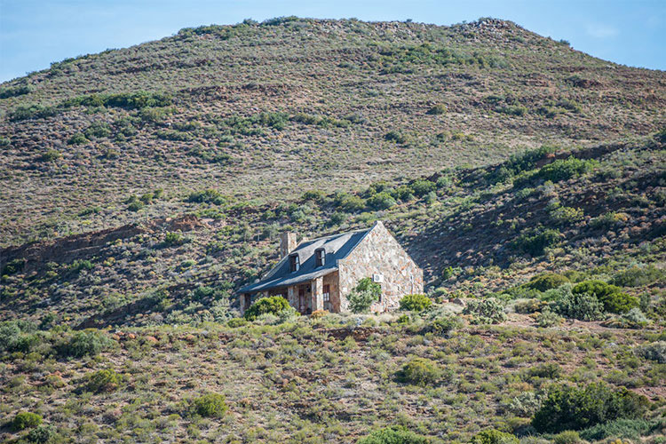 Secluded Getaways in The Cape: Fossil Hills