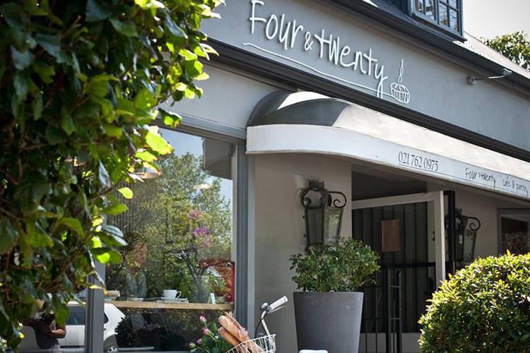 Four & Twenty Cafe Deli Cape Town