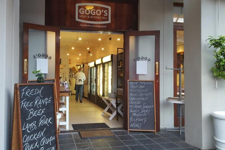 Gogo's Deli Cape Town