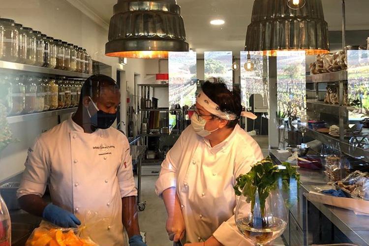 Jéan Restaurant & Deli Cape Town