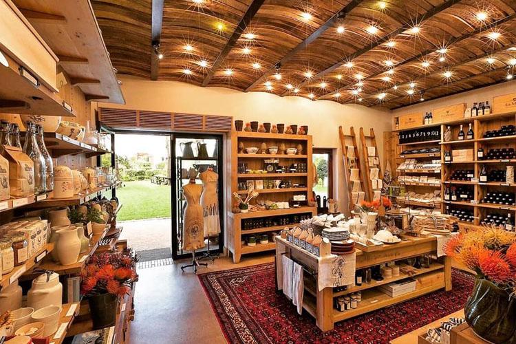 La Motte Farm Shop Cape Town