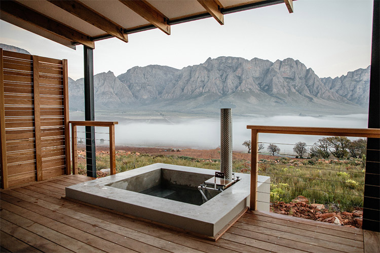 Secluded Getaways in The Cape: Opstal Stay