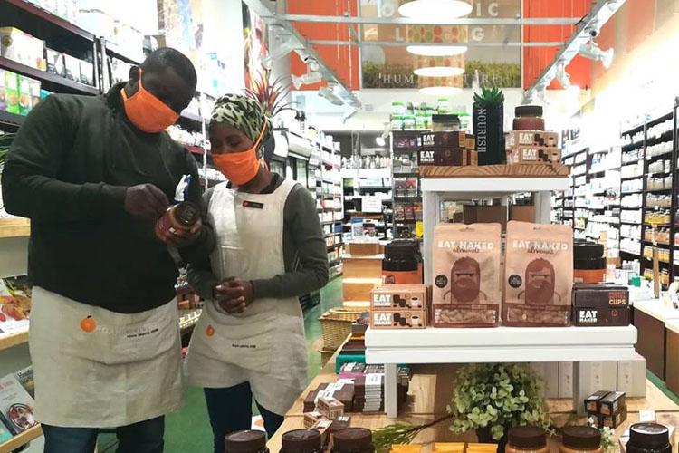 Organic Living Deli Cape Town