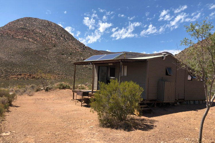 Secluded Getaways in The Cape: Rheboksvlakte Cottage at Gecko Rock Private Nature Reserve