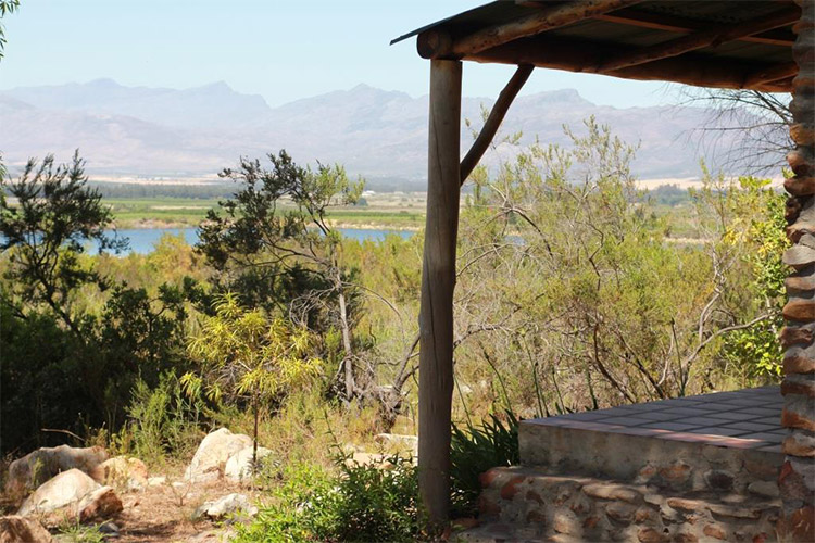 Secluded Getaways in The Cape: Welbedacht Nature Reserve Cottage View