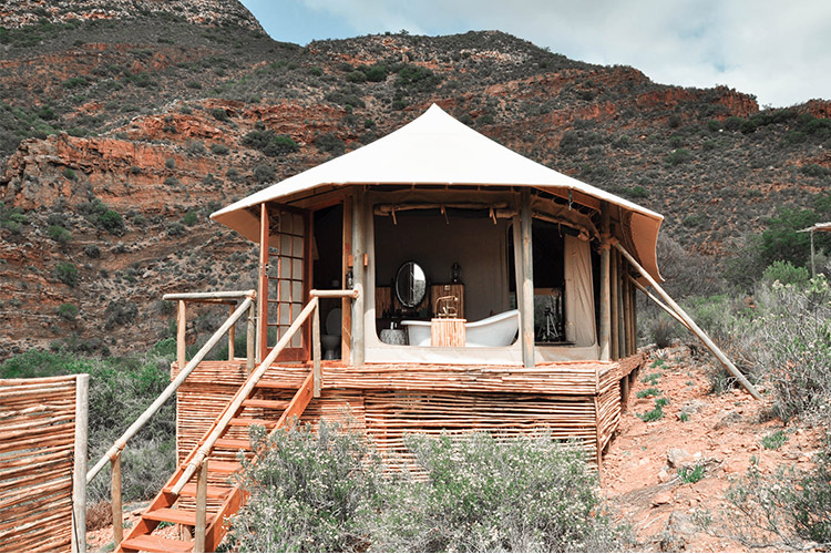 Secluded Getaways in The Cape: Wolwehoek Private Nature Reserve
