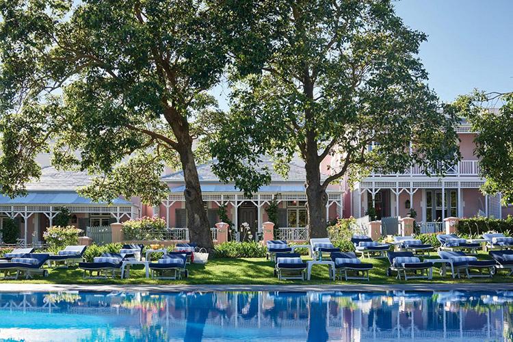 Best Cape Town Hotels: Belmond Mount Nelson Hotel Pool