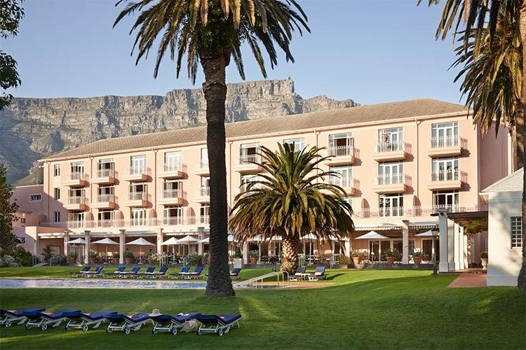 Best Cape Town Hotels: Belmond Mount Nelson Hotel