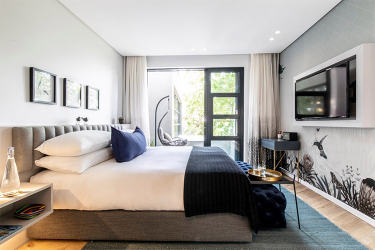 Best Cape Town Hotels: Camissa House Bedroom