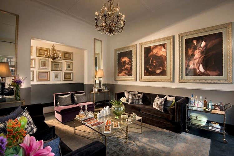 Best Cape Town Hotels: Cape Cadogan Interior