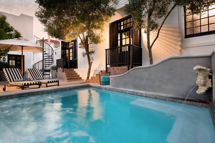 Best Cape Town Hotels: Cape Cadogan Pool