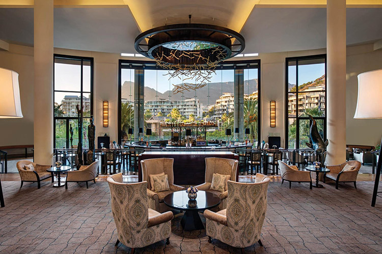 Best Cape Town Hotels: One&Only Cape Town Interior