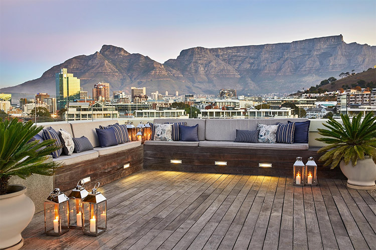 Best Cape Town Hotels: One&Only Cape Town Penthouse View