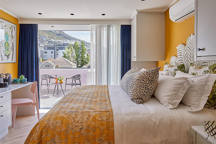 Best Cape Town Hotels: Pineapple House Interior