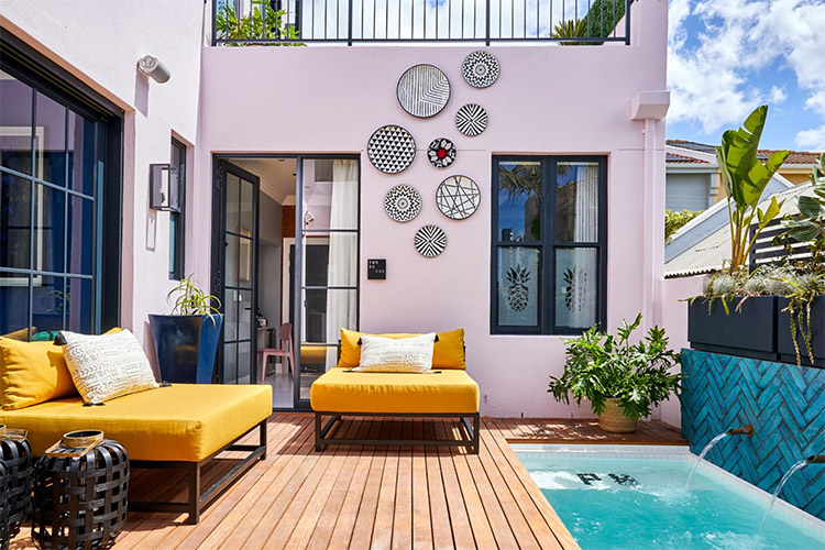 Best Cape Town Hotels: Pineapple House