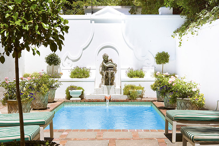 Best Cape Town Hotels: The Cellars Hohenort Pool