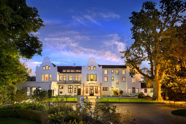 Best Cape Town Hotels: The Cellars Hohenort
