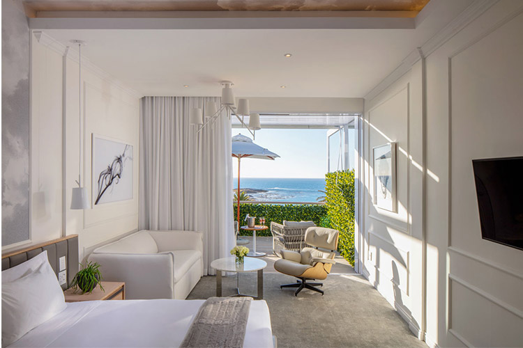 Best Cape Town Hotels: The Marly Bedroom