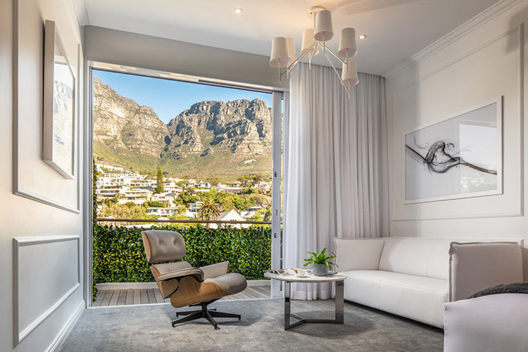 Best Cape Town Hotels: The Marly Interior