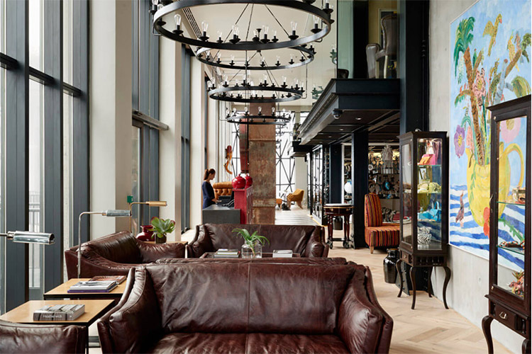Best Cape Town Hotels: The Silo Hotel Interior