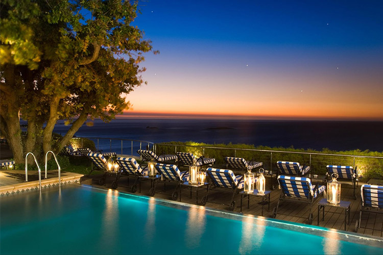 Best Cape Town Hotels: The Twelve Apostles Hotel Pool