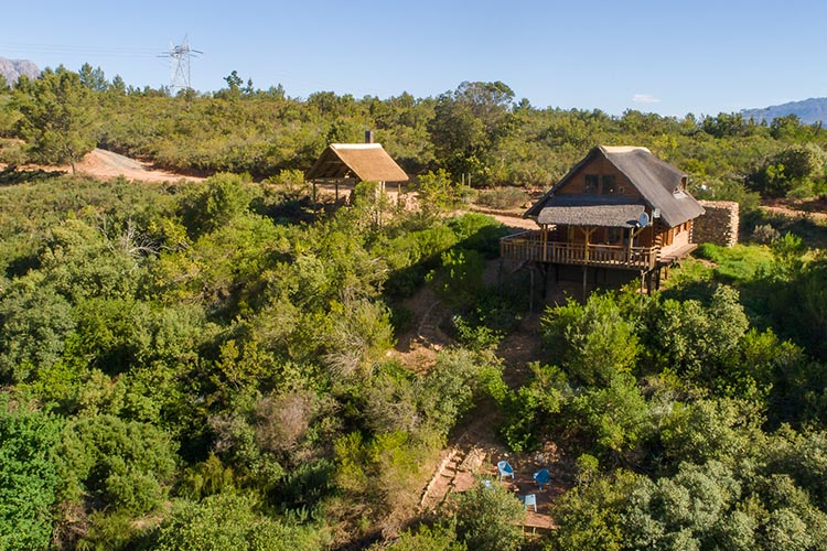 Weekend Getaways Cape Town: Tulbagh Mountain Cabin