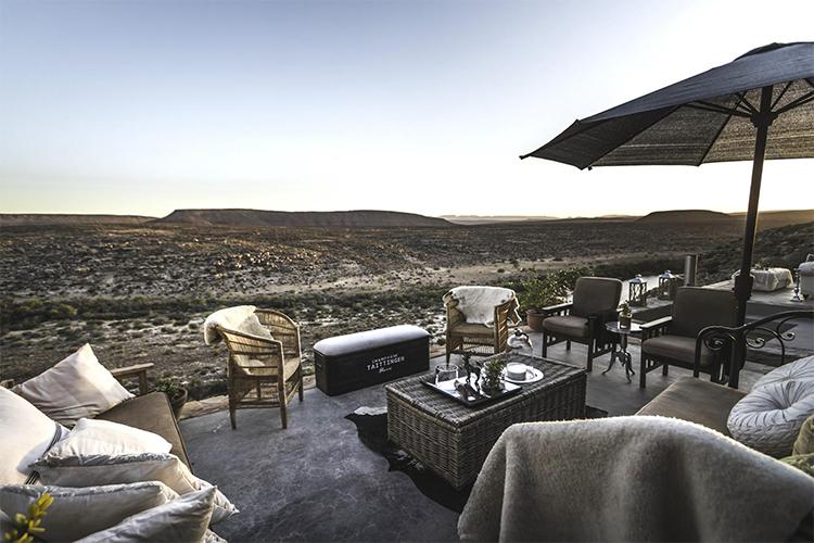 Pet-Friendly Getaways Western Cape: Doringbos Patio