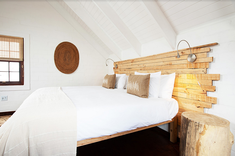 Pet-Friendly Getaways Western Cape: Gonana Guesthouse Bedroom