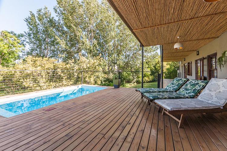 Pet-Friendly Getaways Western Cape: Greyton Getaway Pool