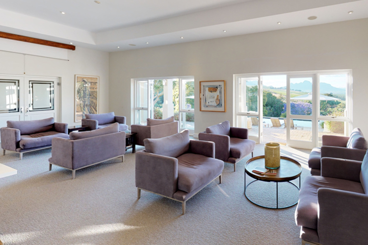 Sugarbird Manor Interior