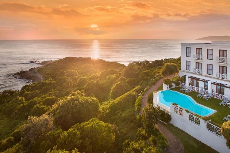 Pet-Friendly Getaways Western Cape: The Plettenberg Hotel