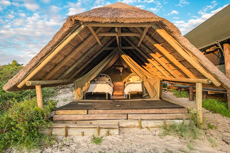 Pet-Friendly Getaways Western Cape: West Coast Luxury Tents Interior