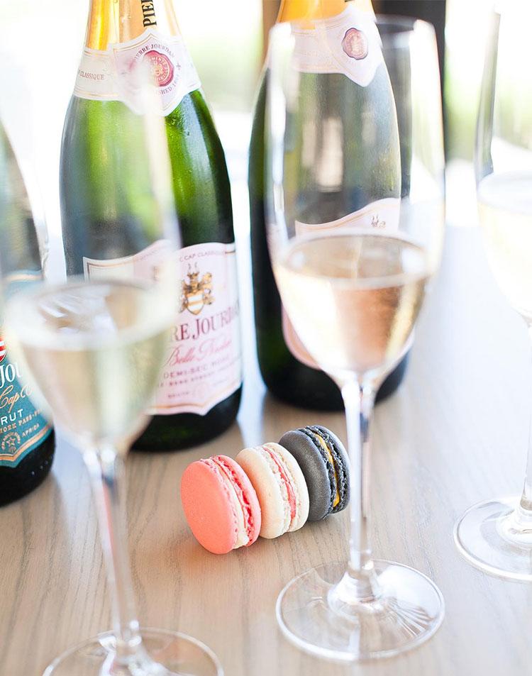 Haute Cabrière Wine Pairings